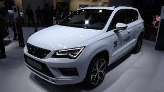 2018 Seat Ateca FR - Exterior and Interior - Automobile Barcelona 2017