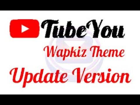 Wapkiz Youtube Style Theme একদম বিনামূল্যে