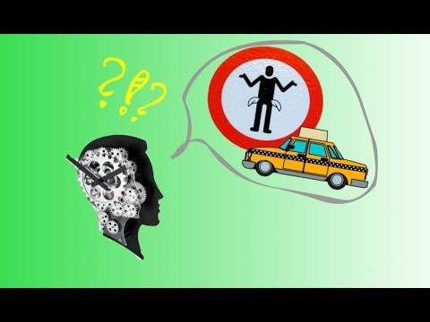 Такси, работа и служба занятости