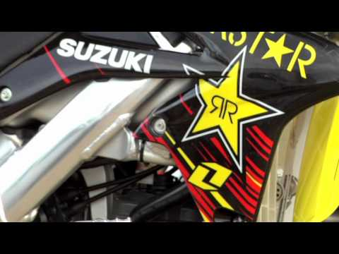 Race Team Replicas - Rockstar Energy Suzuki