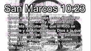 "Evangelio San Marcos Cristo Jesus en Biblia|Parabola TV Jesus Cristo ""San Marcos"" 41 HD Historia"