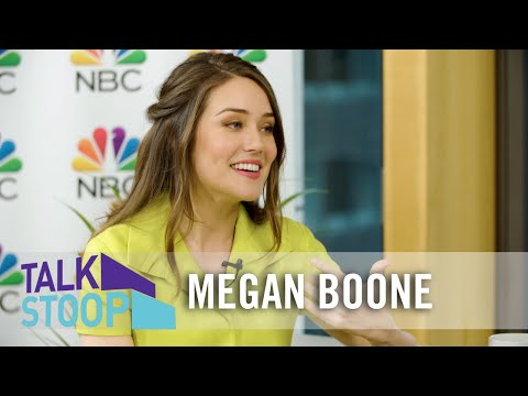 Talk Stoop Featuring Megan Boone