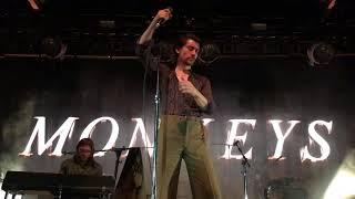 Arctic Monkeys - Cornerstone live @ Columbiahalle / Berlin (22 may 2018)