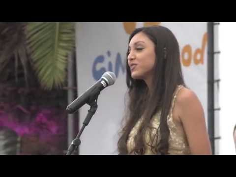 SHIRLEY BASSEY- GOLDFINGER (COVER) BY SALMA