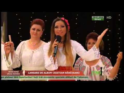 "Livia Pop in cadrul emisiunii ""Seara buna dragi romani"" 2907"