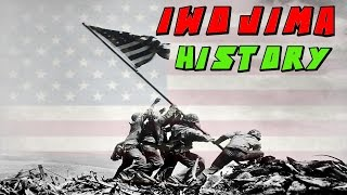 Iwo Jima | War Thunder & Red Orchestra 2 | History Video.