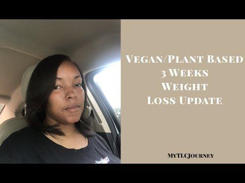 Vegan/Plant Based 🤷🏽♀️ 3 Weeks Weight Loss Update - Vlog 10