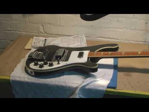 Download Youtube: Fender Bass Guitar vs. Rickenbacker Bass Guitar
