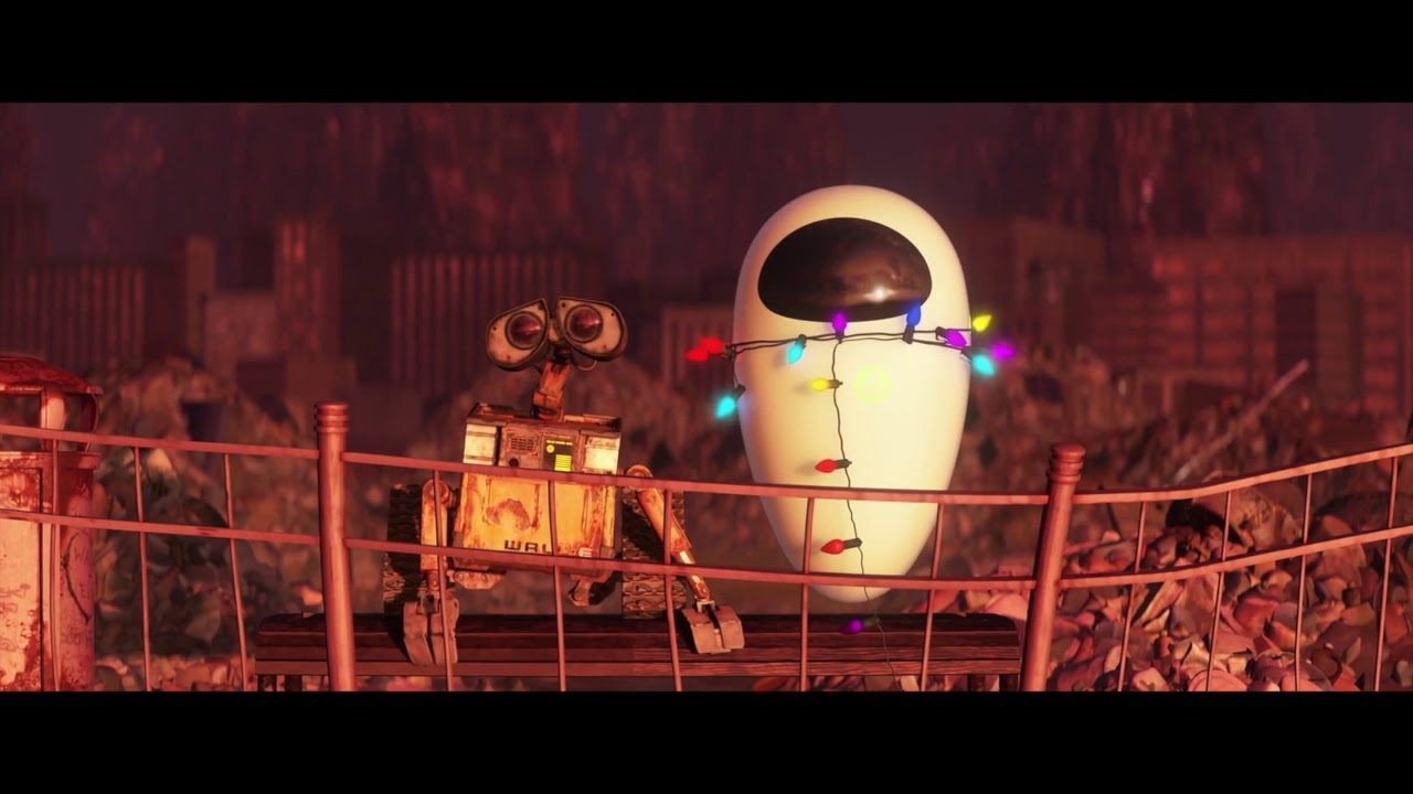 Wall-E | First Date (Kline Rescore)