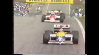 Formula 1 1986 Austrian Grand Prix start