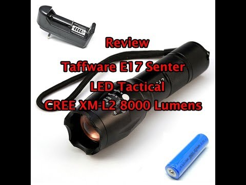 review-#03-taffware-e17-senter-led-tactical-cree-xm-l2-8000-lumens