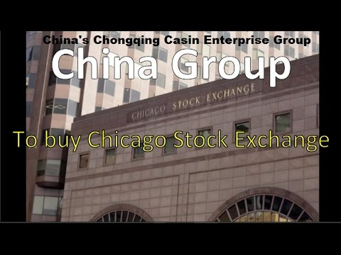 China Group Bought the Chicago Stock Exchange
