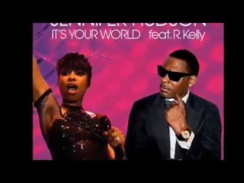 Jennifer Hudson feat. R. Kelly - It's Your World - The Midnight Son Mix