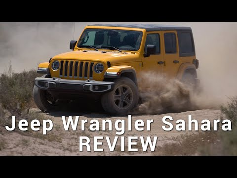 Jeep Wrangler Unlimited Sahara Review Autotrader Youtube