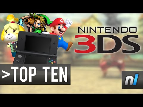 Top 10 Must-Play Nintendo 3DS Games - 2015 Edition