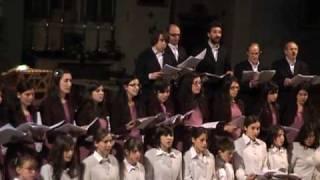 W. A. Mozart: ''Missa Brevis KV 49: Gloria'' Coro Licabella, Orchestra Pozzoli.