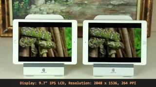 "iPad Pro 9.7"" vs iPad Air 2 Full Comparison"