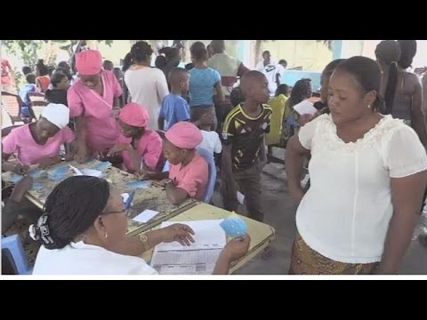 DR Congo: Final 'onslaught' against yellow fever