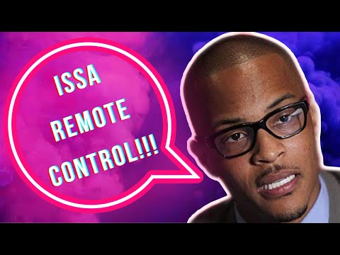 Rapper T.I. Says Religion is Used to Control Us