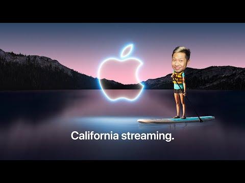 Apple Event — September 14 Livestream Replay w/ Brian Tong!