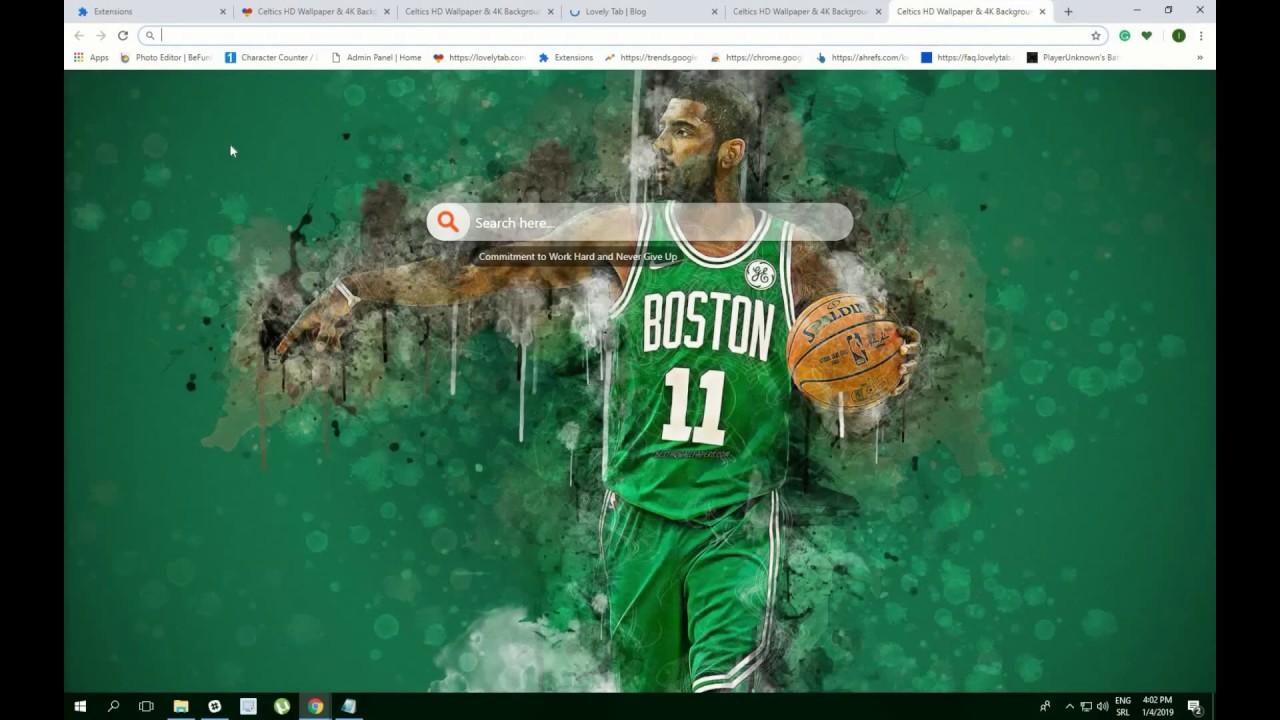 Best Celtics HD Wallpaper & 4K Background Theme