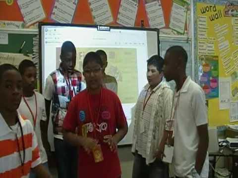 First in Math Rap by Calverton Elementary School