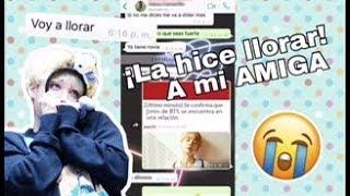 Video Broma a mi amiga A.R.M.Y ¿Me odia? | ⚫️⚪️BTS⚪️⚫️ | Michelle A.R.M.Y download MP3, 3GP, MP4, WEBM, AVI, FLV Agustus 2018