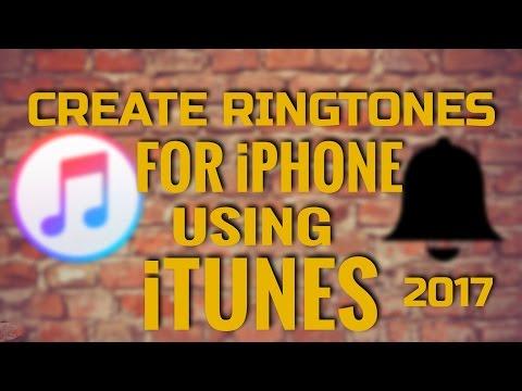 Create Ringtones for iPhone using iTunes - 2017 (Easy Method!)