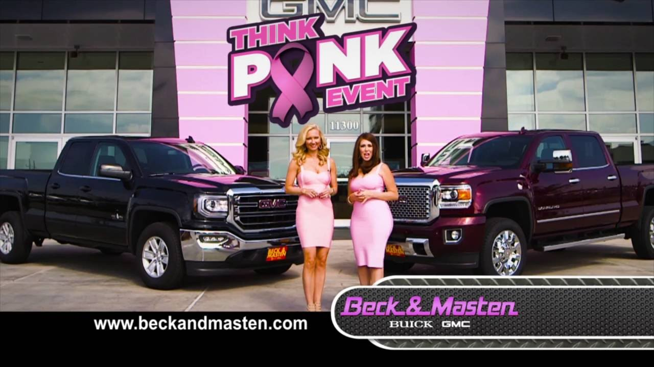 Beck Masten North Sierra Think Pink Event   YouTube