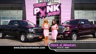Beck Masten North Sierra Think Pink Event