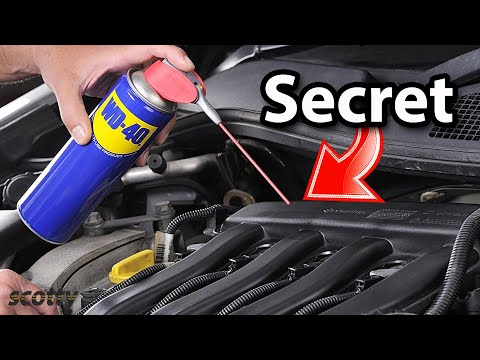 If You're Not Doing This with WD-40 You're Stupid