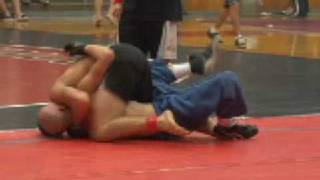 Brian Ortega - CA Pankration Championships