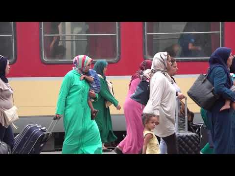 Locomotive of Morocco