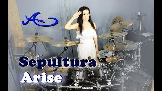 Download Video Sepultura - Arise Drum & Vocal cover by Ami Kim (35th) MP3 3GP MP4