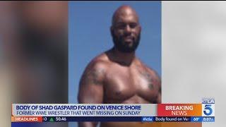 Body Found On Venice Beach Identified As Former Wwe Star Shad Gaspard