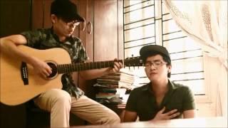 [Acoustic Cover] Dấu mưa - DHSZ ft. Côn Trần
