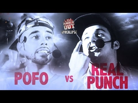 Liga Knock Out / EarBox Apresentam: Pofo vs RealPunch (Apocalipse)
