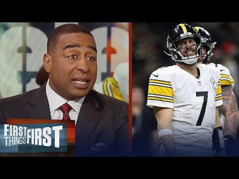 Cris Carter breaks down the Steelers 28-31 loss to the Saints | NFL | FIRST THINGS FIRST