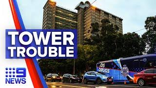 Coronavirus: Tenth public housing tower exposed to COVID-19 | 9 News Australia