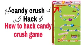 How to hack candy crush game no root