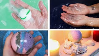 DIY Bath Bomb Ideas
