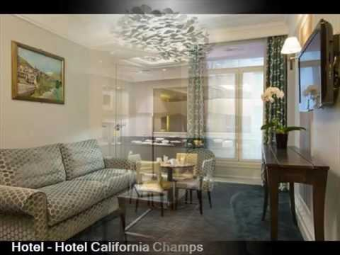 Hotel California Champs Elysees   Paris Hotels Guide With Pics And Area Info