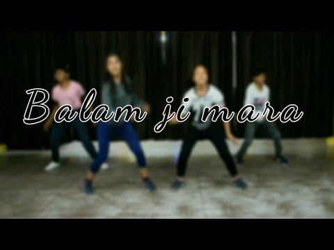 Baalam Ji | Salim Sulaiman feat. Sattar Khan | Dance Routine