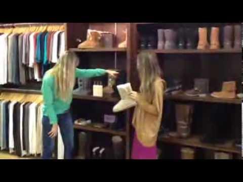 Kelley Cawley Boutique Fashion Vlog- UGG AUSTRALIA: October 24, 2013