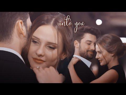 Cenk & Azra | Into You ♡ azcen
