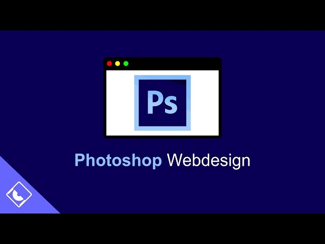 Photoshop Webdesign - Footer Google Map (Part 14)