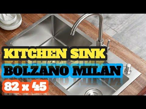 #latifshop #kitchensink #bolzano         Kitchen Sink BOLZANO MILAN 8245