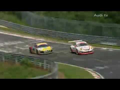 Audi R8 24 Hours Nurburgring