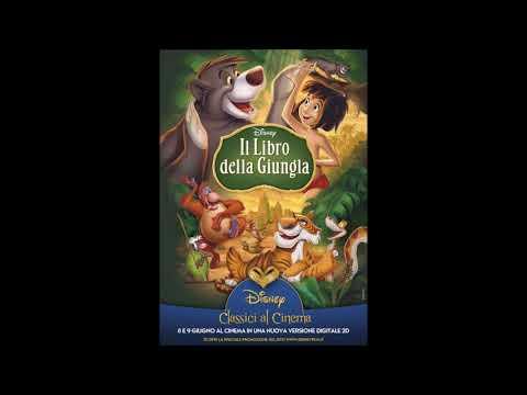 Il libro della giungla - Audiofilm