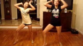 Dancing to Tik Tok